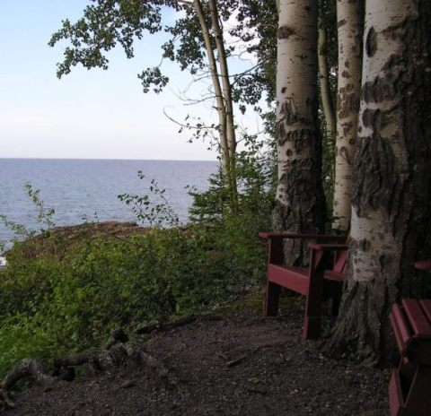 Lake Superior Solitude
