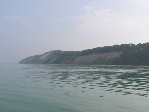 Dunes at Lake Michigan