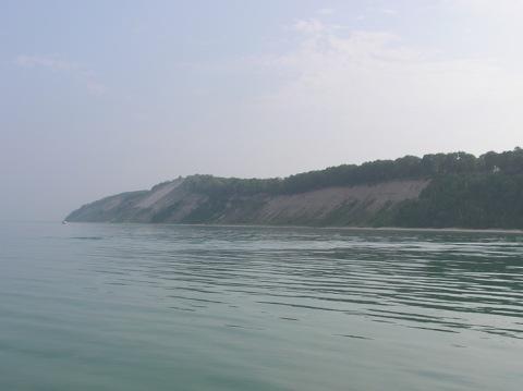 Dunes at Lake Michigan