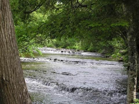 Au Train Lower Falls