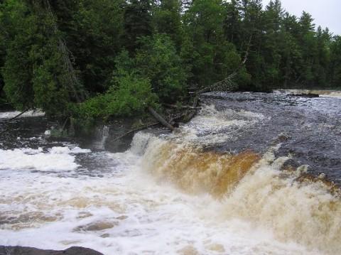 Lower Taq Falls