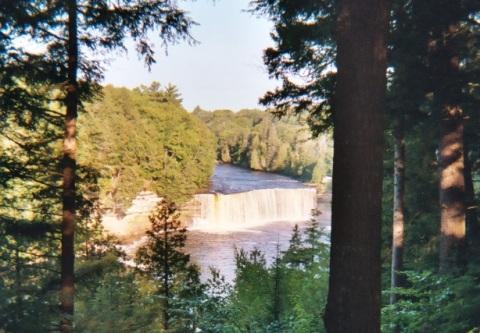 Upper Taq Falls