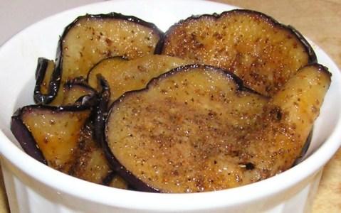 Meena's Baingan Fry