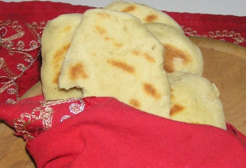 finished naans