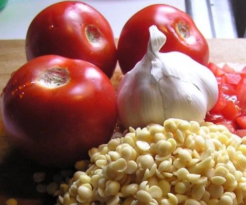 tomatodal