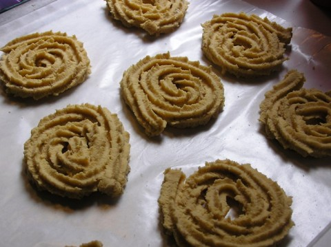 spirals ready to fry