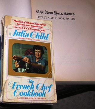 Julia Child, NY Times