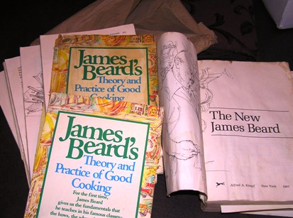 James Beard books