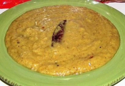 toor dal in coorg style