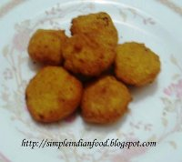 Easy Crafts' Medhu Vada