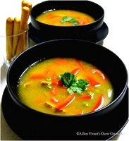 Eskay's Toor Dal Soup with Chicken