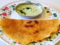 Latha's Traditional Adai withChutney