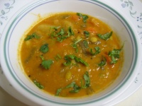 Namratha's Vegetable Sambar
