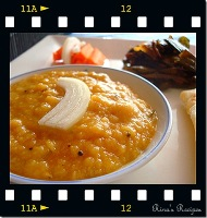 Rina's Simple Toor Dal