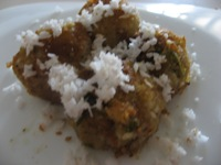 Sagari's Coconut-Covered Toor Dhal Koftas
