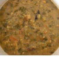 Saroja's SpinachDal