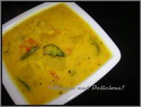 Seena's Kumbalanga Parippy Curry