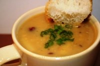 Valli's Toor Dal Soup with Lemongrass