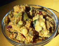 Vineela's Kandi Pappu BeansKoora