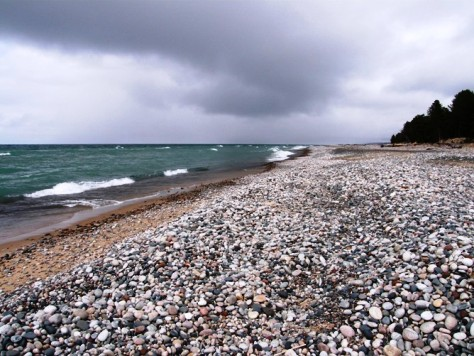 72 million rocks at lake superior