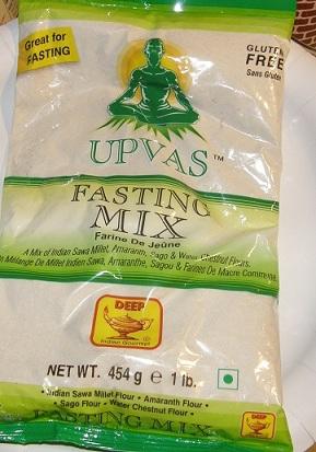 upvas fasting mix