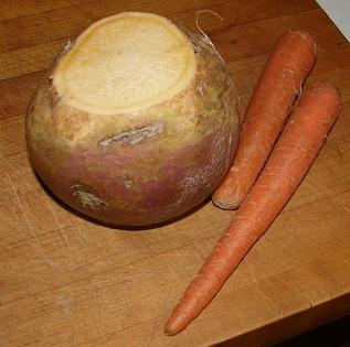 beggie carrot