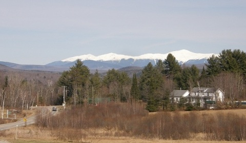 view of white mtns from sugar hill