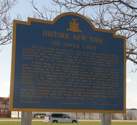 finger lakes region ~ stop on ny state thruway