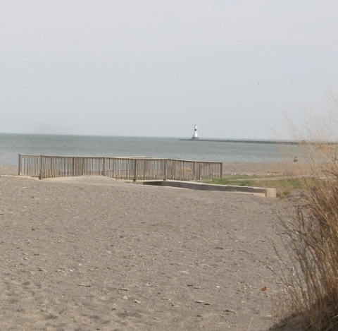 lake erie at conneaut
