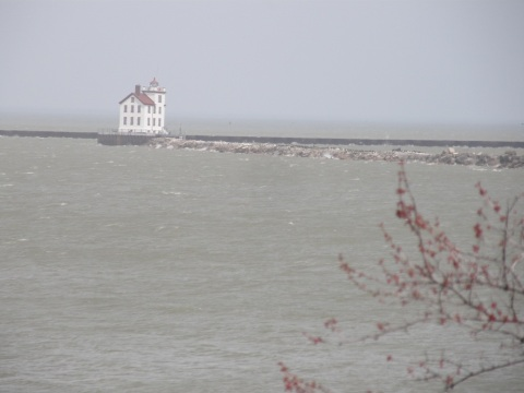 lighthouse at lorain