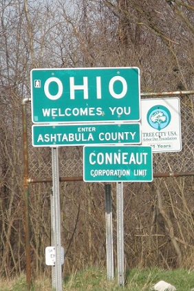 ohio welcomes us!