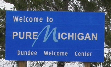 welcome to michigan!