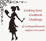 Cooking from Cookbook Challenge from Cooking4allseasons